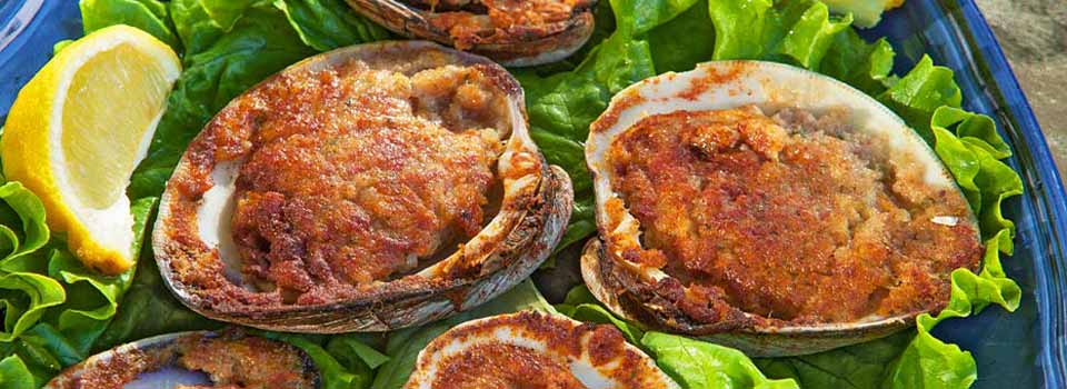 Dave's Clams Casino