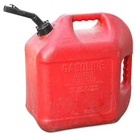 Can You Carry A Gas Tank In Your Car