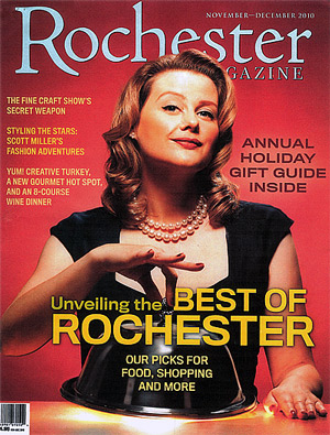 Best of Rochester - Rochester Magazine, 2010